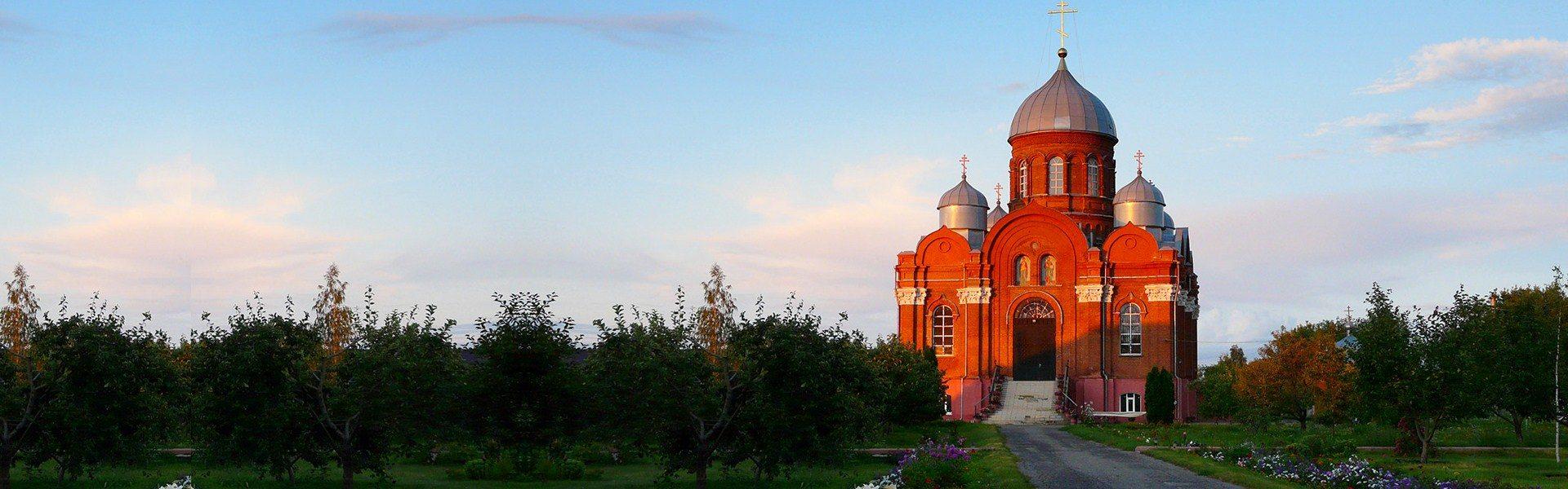 Монастырь Св. Марии Магдалины